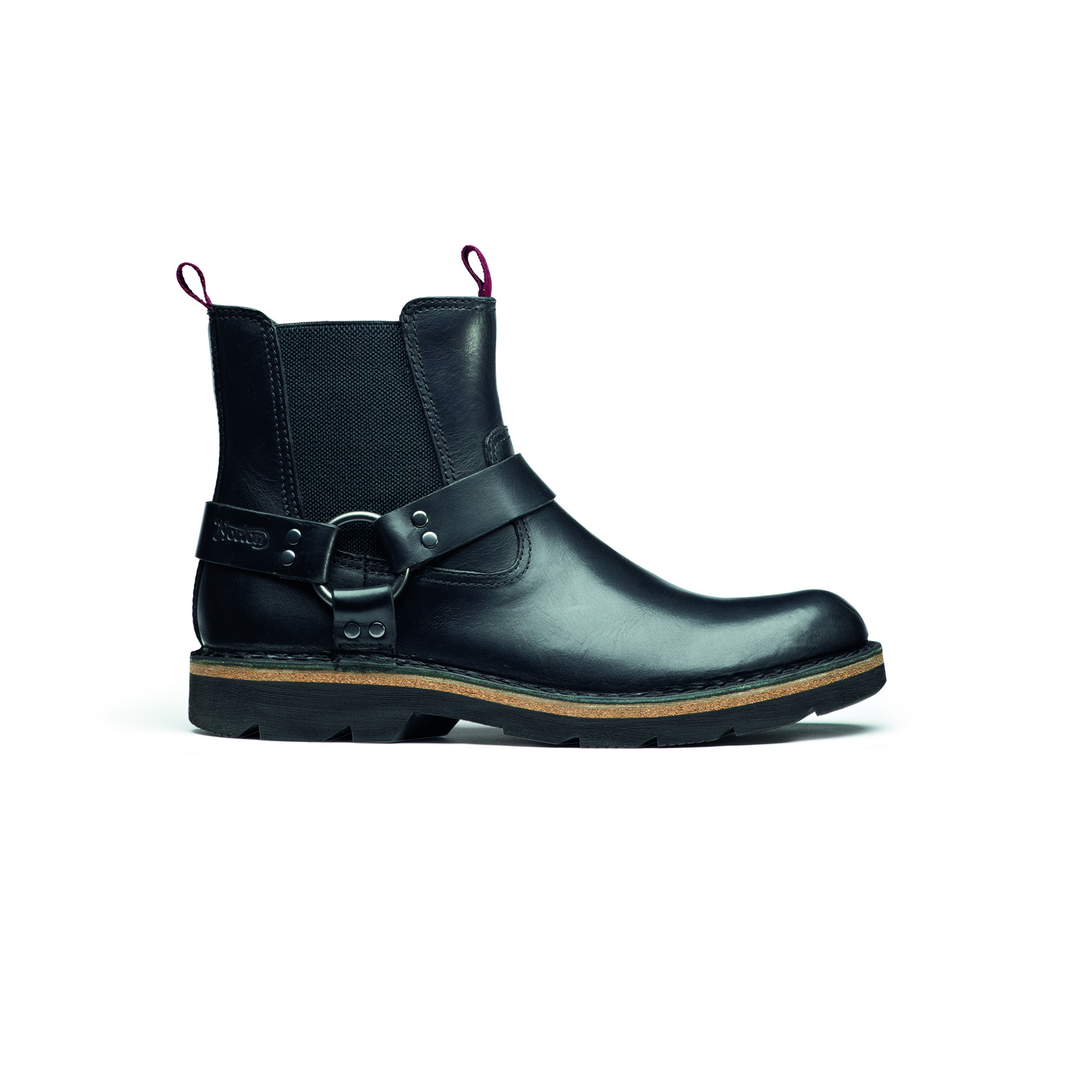 Winter 2014 Black Leather Shoes Zapatos Clarks Invierno Men