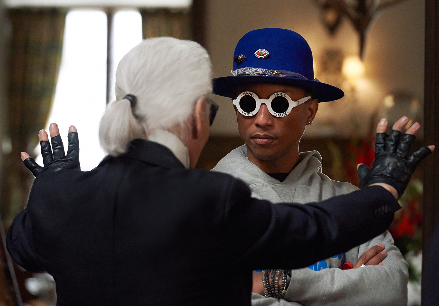 http://rocketmagazine.net/wp-content/uploads/2014/12/reincarnation-fashion-film-video-karl-lagerfeld-chanel-pharrell.jpg