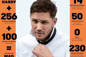 TOM HARDY PARA L'OPTIMUM